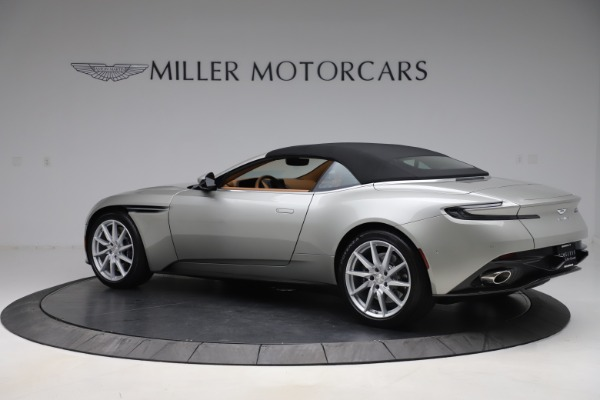 Used 2020 Aston Martin DB11 Volante Convertible for sale $239,900 at Maserati of Westport in Westport CT 06880 26
