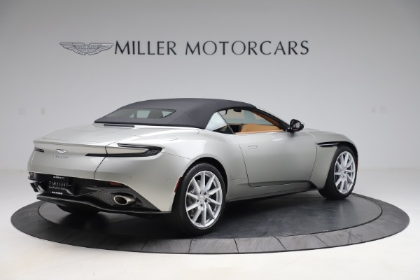 Used 2020 Aston Martin DB11 Volante Convertible for sale $219,900 at Maserati of Westport in Westport CT 06880 27