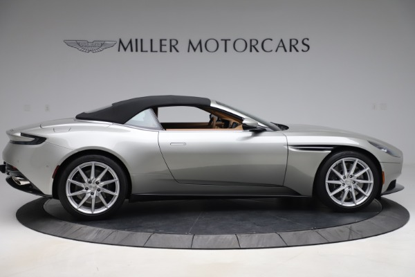 Used 2020 Aston Martin DB11 Volante Convertible for sale $219,900 at Maserati of Westport in Westport CT 06880 28