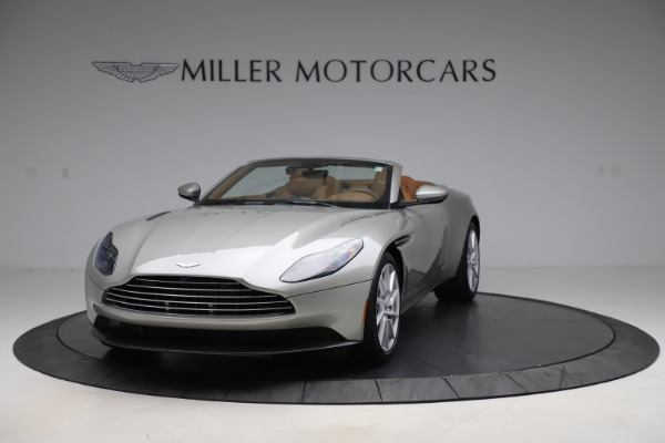 Used 2020 Aston Martin DB11 Volante Convertible for sale $239,900 at Maserati of Westport in Westport CT 06880 3