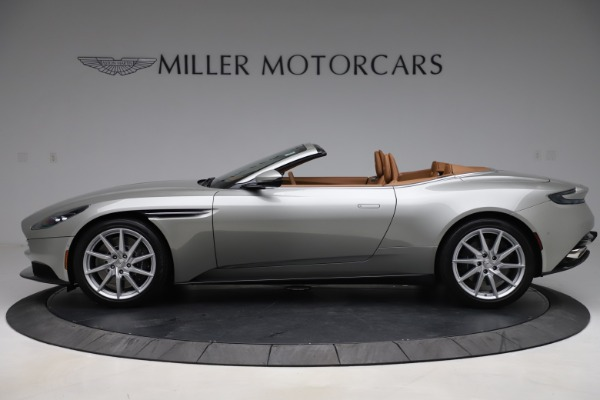 Used 2020 Aston Martin DB11 Volante Convertible for sale $239,900 at Maserati of Westport in Westport CT 06880 4