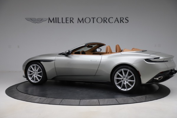 Used 2020 Aston Martin DB11 Volante Convertible for sale $239,900 at Maserati of Westport in Westport CT 06880 5