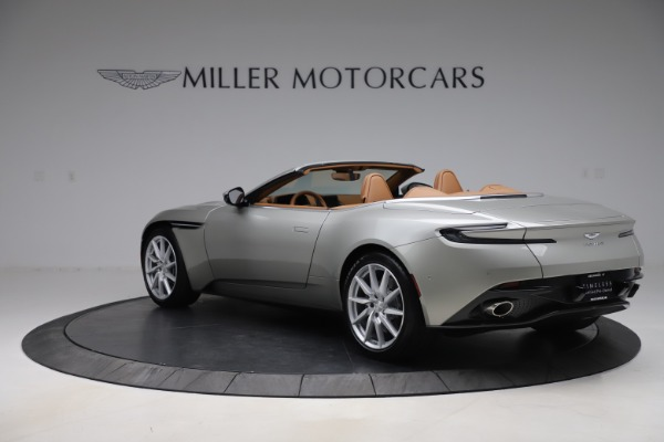 Used 2020 Aston Martin DB11 Volante Convertible for sale $239,900 at Maserati of Westport in Westport CT 06880 6
