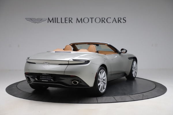 Used 2020 Aston Martin DB11 Volante Convertible for sale $239,900 at Maserati of Westport in Westport CT 06880 8