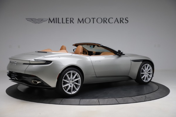 Used 2020 Aston Martin DB11 Volante Convertible for sale $219,900 at Maserati of Westport in Westport CT 06880 9