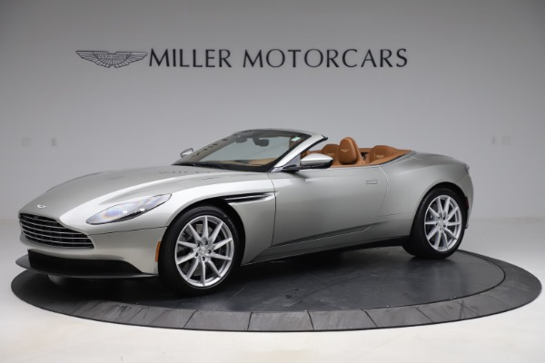 Used 2020 Aston Martin DB11 Volante Convertible for sale $219,900 at Maserati of Westport in Westport CT 06880 1
