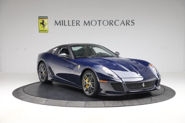 Used 2011 Ferrari 599 GTO for sale $565,900 at Maserati of Westport in Westport CT 06880 11