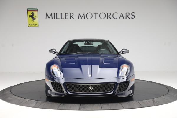 Used 2011 Ferrari 599 GTO for sale $565,900 at Maserati of Westport in Westport CT 06880 12