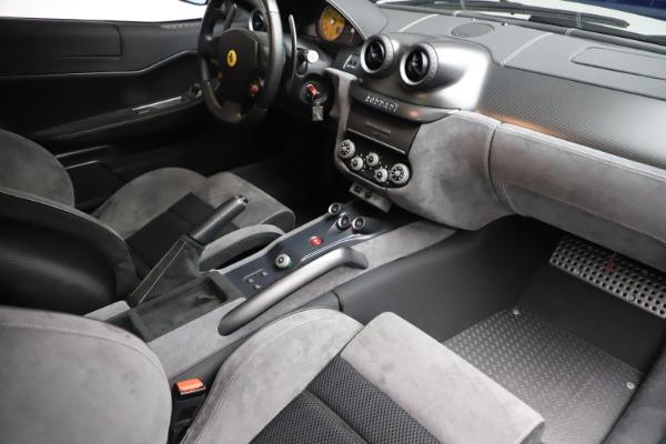 Used 2011 Ferrari 599 GTO for sale $565,900 at Maserati of Westport in Westport CT 06880 18