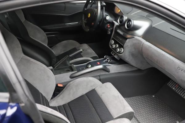 Used 2011 Ferrari 599 GTO for sale $565,900 at Maserati of Westport in Westport CT 06880 19