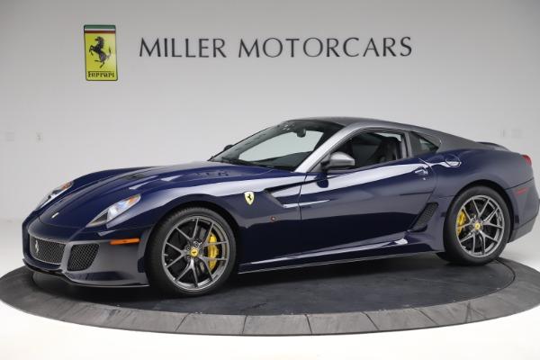 Used 2011 Ferrari 599 GTO for sale $565,900 at Maserati of Westport in Westport CT 06880 2