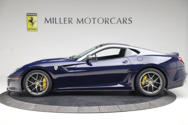 Used 2011 Ferrari 599 GTO for sale $565,900 at Maserati of Westport in Westport CT 06880 3