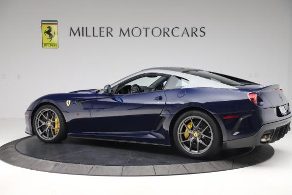 Used 2011 Ferrari 599 GTO for sale $565,900 at Maserati of Westport in Westport CT 06880 4