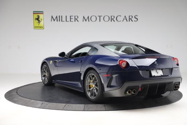 Used 2011 Ferrari 599 GTO for sale $565,900 at Maserati of Westport in Westport CT 06880 5