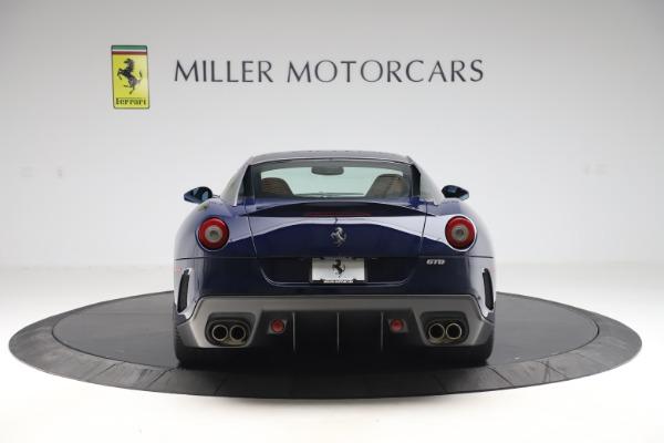 Used 2011 Ferrari 599 GTO for sale $565,900 at Maserati of Westport in Westport CT 06880 6