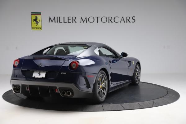 Used 2011 Ferrari 599 GTO for sale $565,900 at Maserati of Westport in Westport CT 06880 7