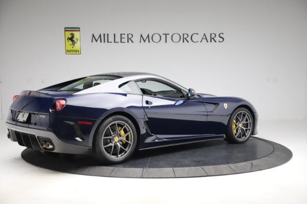 Used 2011 Ferrari 599 GTO for sale $565,900 at Maserati of Westport in Westport CT 06880 8