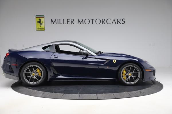 Used 2011 Ferrari 599 GTO for sale $565,900 at Maserati of Westport in Westport CT 06880 9