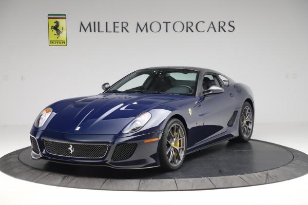Used 2011 Ferrari 599 GTO for sale $565,900 at Maserati of Westport in Westport CT 06880 1