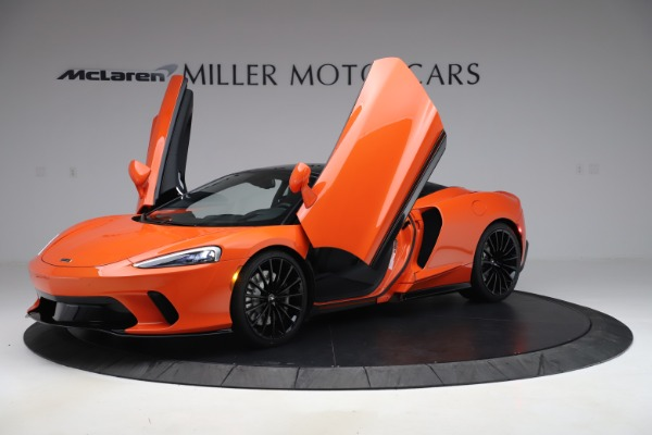 New 2020 McLaren GT Coupe for sale $246,975 at Maserati of Westport in Westport CT 06880 10