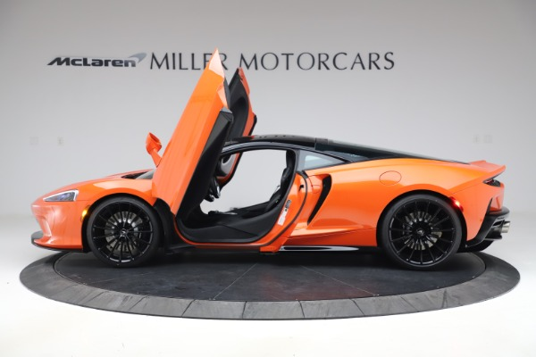 New 2020 McLaren GT Coupe for sale $246,975 at Maserati of Westport in Westport CT 06880 11