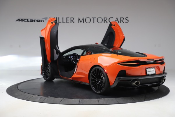 New 2020 McLaren GT Coupe for sale $246,975 at Maserati of Westport in Westport CT 06880 12