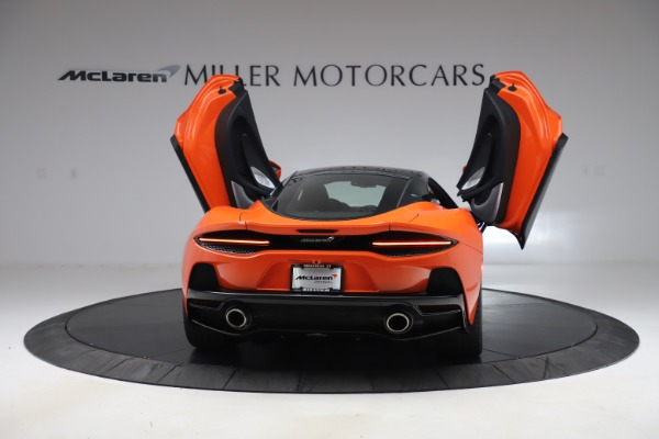New 2020 McLaren GT Coupe for sale $246,975 at Maserati of Westport in Westport CT 06880 13