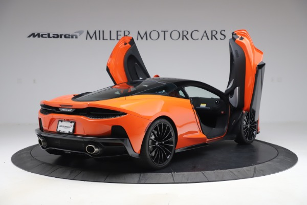 New 2020 McLaren GT Coupe for sale $246,975 at Maserati of Westport in Westport CT 06880 14