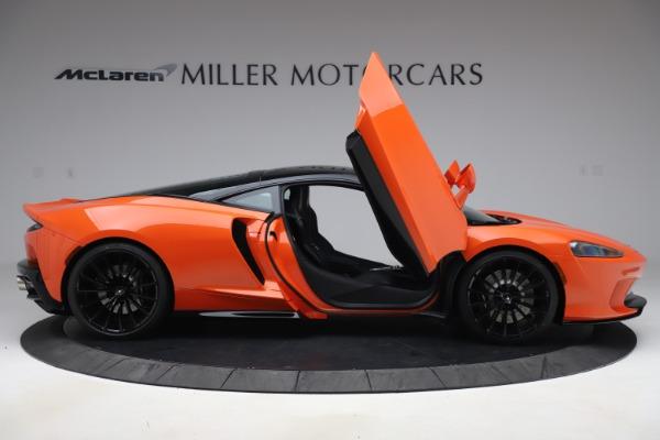 New 2020 McLaren GT Luxe for sale $246,975 at Maserati of Westport in Westport CT 06880 15