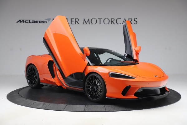 New 2020 McLaren GT Coupe for sale $246,975 at Maserati of Westport in Westport CT 06880 16