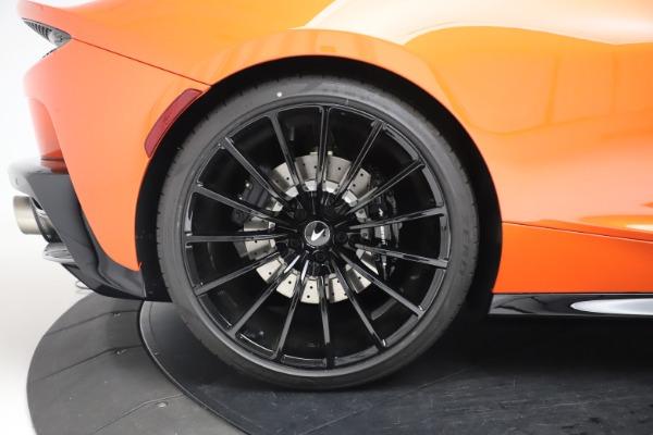 New 2020 McLaren GT Luxe for sale $246,975 at Maserati of Westport in Westport CT 06880 17