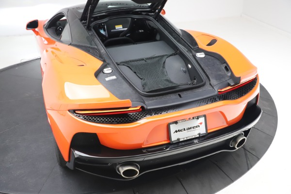 New 2020 McLaren GT Coupe for sale $246,975 at Maserati of Westport in Westport CT 06880 18