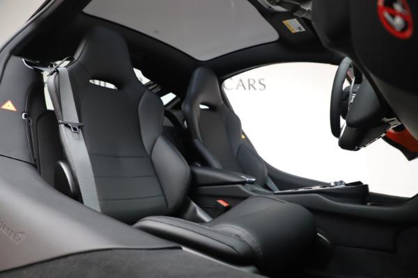 New 2020 McLaren GT Luxe for sale $246,975 at Maserati of Westport in Westport CT 06880 19