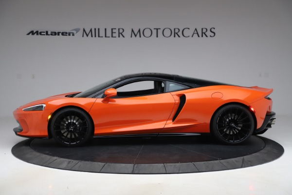 New 2020 McLaren GT Coupe for sale $246,975 at Maserati of Westport in Westport CT 06880 2