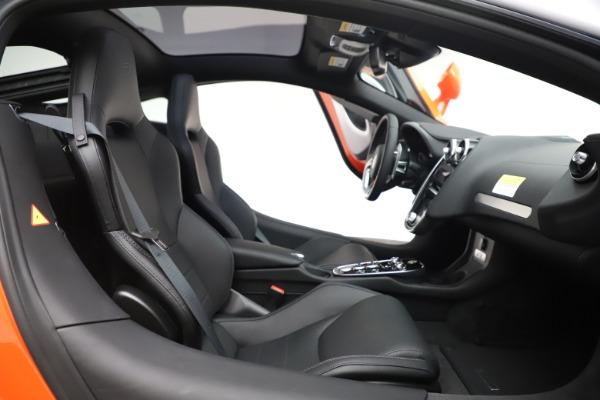 New 2020 McLaren GT Luxe for sale $246,975 at Maserati of Westport in Westport CT 06880 20