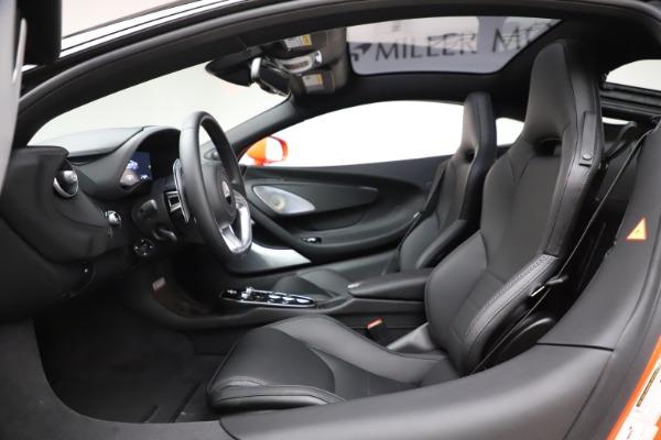 New 2020 McLaren GT Luxe for sale $246,975 at Maserati of Westport in Westport CT 06880 22