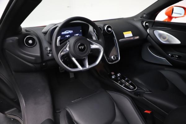 New 2020 McLaren GT Luxe for sale $246,975 at Maserati of Westport in Westport CT 06880 23