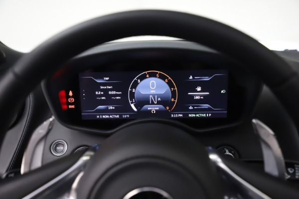 New 2020 McLaren GT Coupe for sale $246,975 at Maserati of Westport in Westport CT 06880 26
