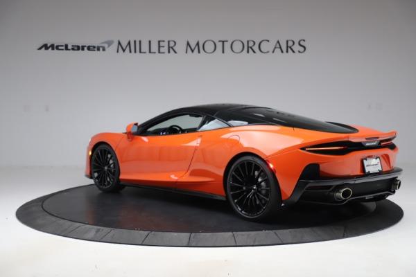 New 2020 McLaren GT Luxe for sale $246,975 at Maserati of Westport in Westport CT 06880 3