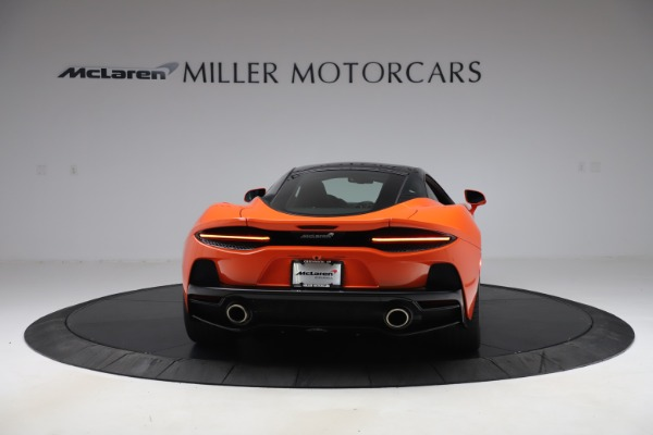 New 2020 McLaren GT Coupe for sale $246,975 at Maserati of Westport in Westport CT 06880 4
