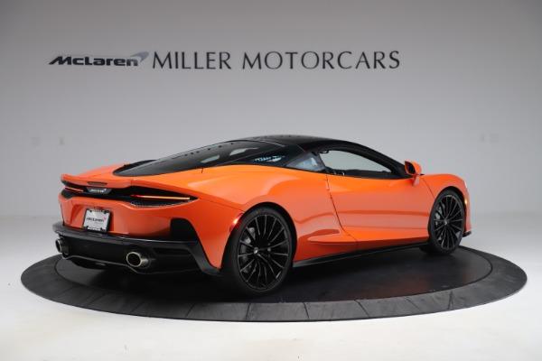 New 2020 McLaren GT Luxe for sale $246,975 at Maserati of Westport in Westport CT 06880 5