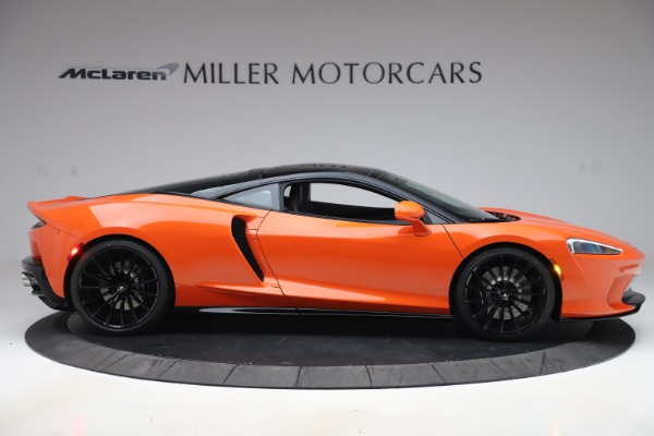 New 2020 McLaren GT Coupe for sale $246,975 at Maserati of Westport in Westport CT 06880 6