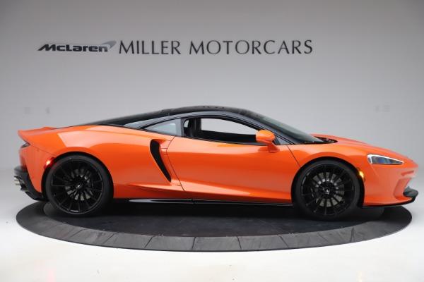 New 2020 McLaren GT Luxe for sale $246,975 at Maserati of Westport in Westport CT 06880 6
