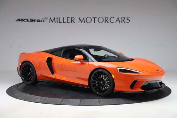 New 2020 McLaren GT Coupe for sale $246,975 at Maserati of Westport in Westport CT 06880 7