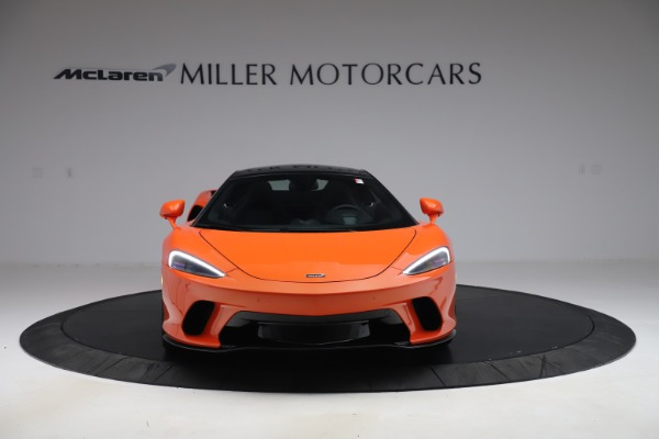 New 2020 McLaren GT Coupe for sale $246,975 at Maserati of Westport in Westport CT 06880 8