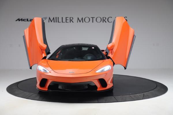 New 2020 McLaren GT Luxe for sale $246,975 at Maserati of Westport in Westport CT 06880 9