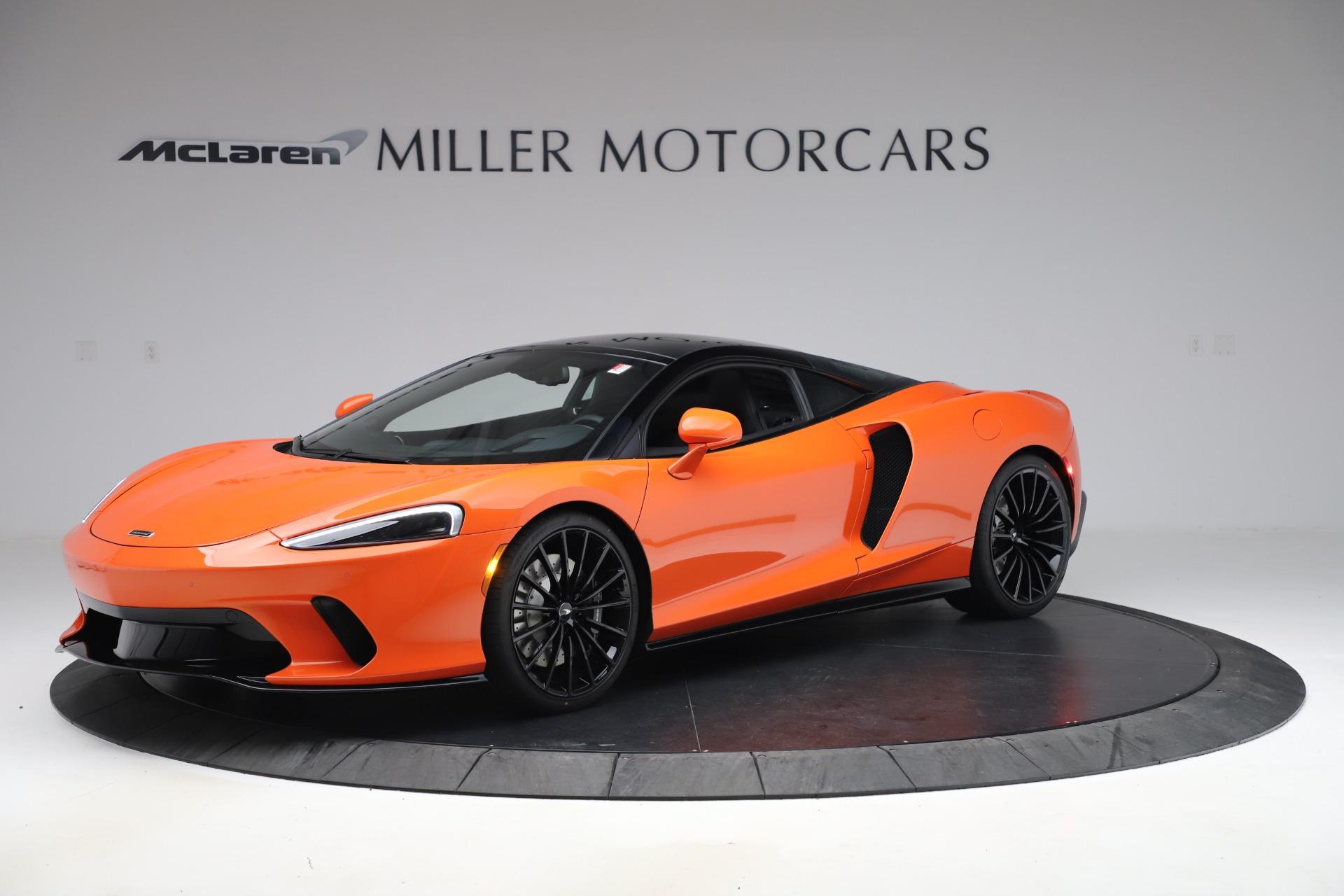 New 2020 McLaren GT Luxe for sale $246,975 at Maserati of Westport in Westport CT 06880 1