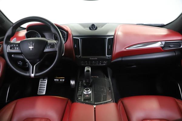 Used 2019 Maserati Levante S Q4 GranLusso for sale $73,900 at Maserati of Westport in Westport CT 06880 16