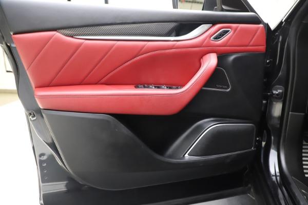 Used 2019 Maserati Levante S Q4 GranLusso for sale $73,900 at Maserati of Westport in Westport CT 06880 17
