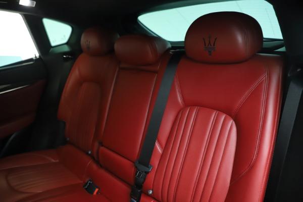 Used 2019 Maserati Levante S Q4 GranLusso for sale $73,900 at Maserati of Westport in Westport CT 06880 18